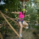 Веревочный парк в Броварах