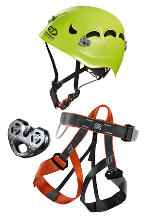 Снаряжение от компании «Climbing Technology»