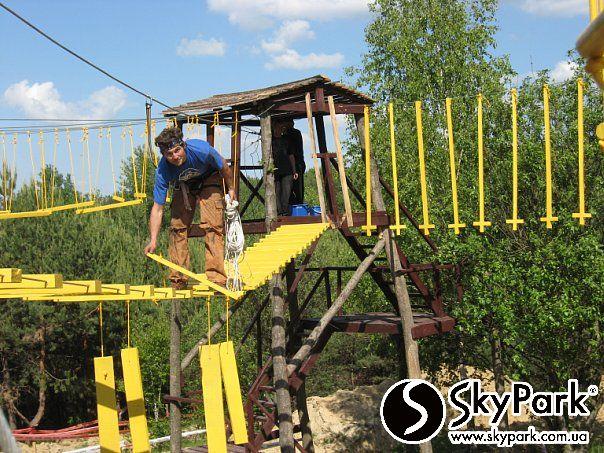 2010 р. Мотузковий парк «Гасай»