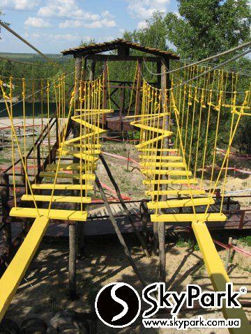 2010 р. Мотузковий парк «Гасай».