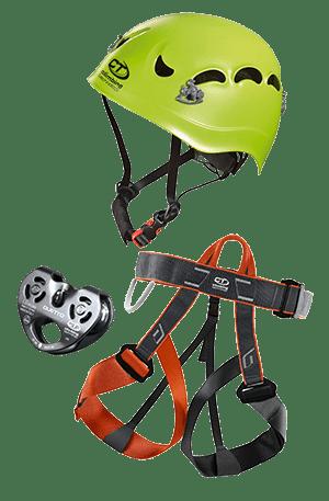 Спорядження від компанії «Climbing Technology»