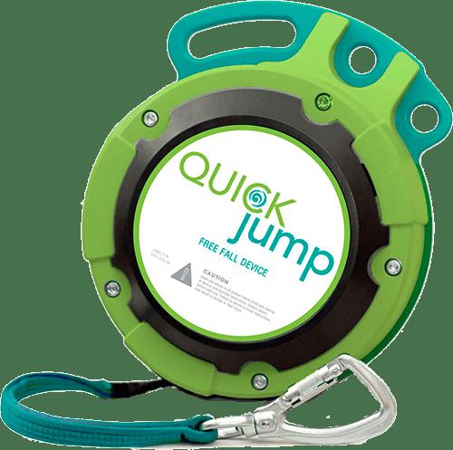 пристрій вільного падіння QUICKjump