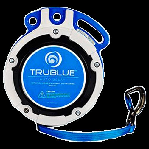 автоматическая страховка для скалодрома TRUBLUE