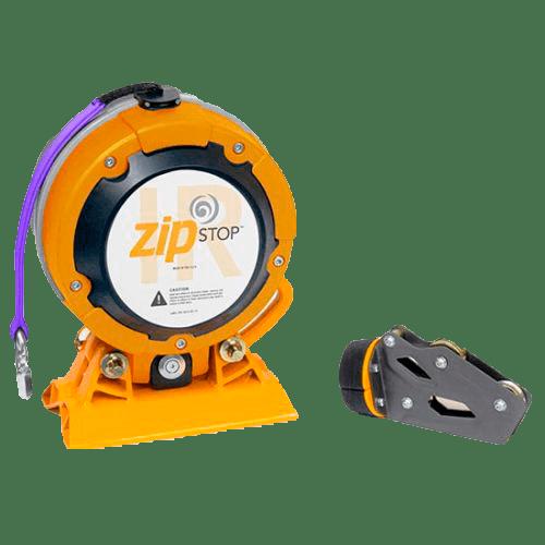 автоматические тормоза для троллеев ZipSTOP IR