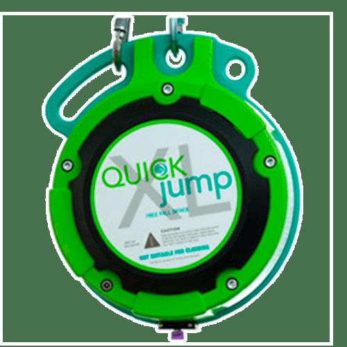 пристрій вільного падіння QUICKjump XL